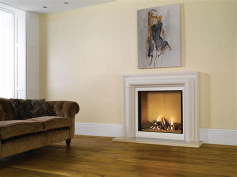 Vermiculite Fireplace by Riva2 800 Mantel Gas Fires