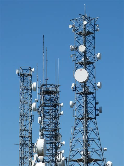 antenna tower mobile phone 183 free photo on pixabay