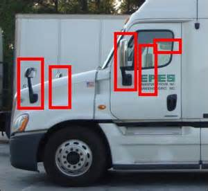 Truck Blind Spots Safe Driving Tips For Drivers Of Large Trucks