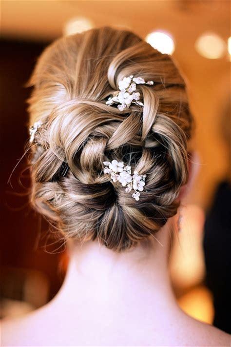 bridal hairstyles all up ballerina twist onewed com
