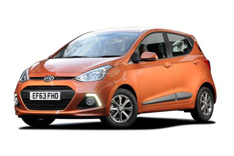Hyundai i10 hatchback review   Carbuyer