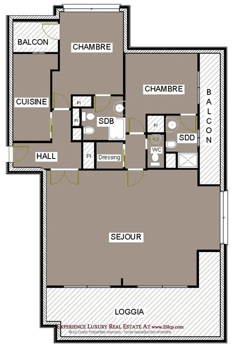 monte casino floor plan monte carlo overlooking the casino gardens la costa properties monaco