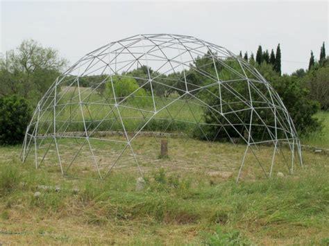 cupola geodetica vendita tondino cupola geodetica serra voliera