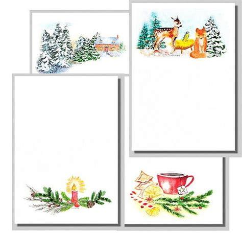 Post Päckchen Aufkleber Drucken by Adressaufkleber Weihnachten Und Winter Kreativzauber 174