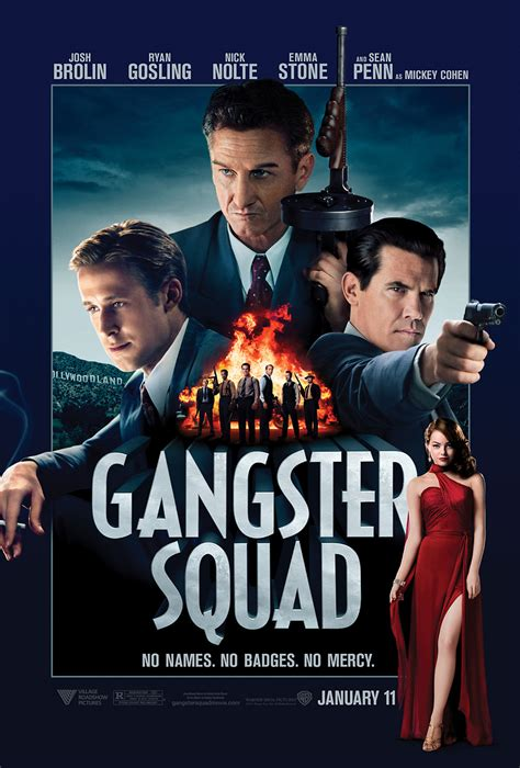 Film Like Gangster Squad | gangster squad dvd release date april 23 2013