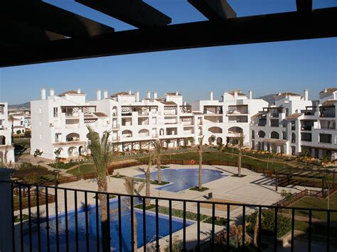La Torre Golf Resort   Spanish Holiday Apartments in
