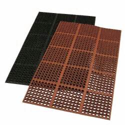 Anti Fatigue Floor Mats For Kitchen Quot Dura Chef 7 8 Inch Quot Anti Fatigue Kitchen Mats