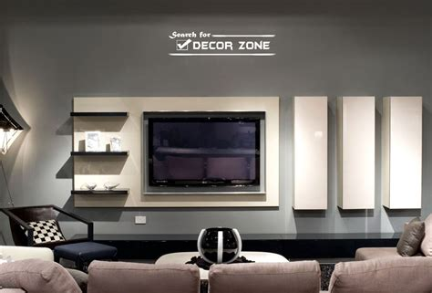 modern tv wall modern tv units 20 designs and choosing tips