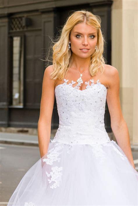 Robe De Mariée Corset Strass - robe de mari 233 e sur mesure lyon ludivine guillot robe