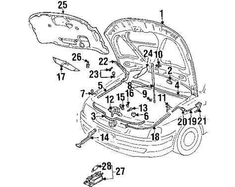 vw oem parts diagram parts 174 volkswagen passat sunroof oem parts