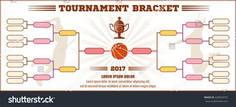 basketball tournament program template choice image