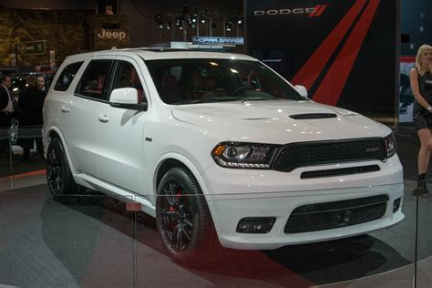 jeep durango 2018 the 2018 dodge durango srt is a ferocious family hauler