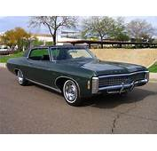 Coupe Brougham 1969 Chevrolet Caprice