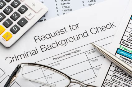 Dc Criminal Record Check Expungement Sealing Of Criminal Arrests And Convictions In