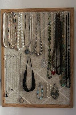 make your own jewelry organizer busy bee jewelry