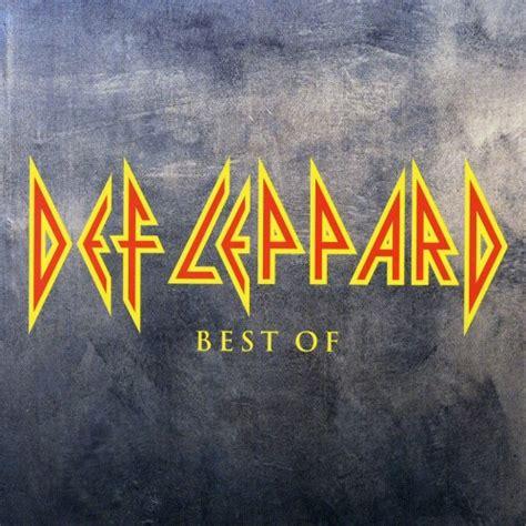 Def Leppard Best Of Def Leppard 1cd 2004 best of def leppard