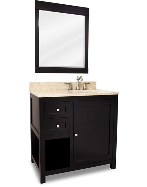 jeffrey alexander bathroom vanities jeffrey alexander van091 36 t bathroom vanity build com