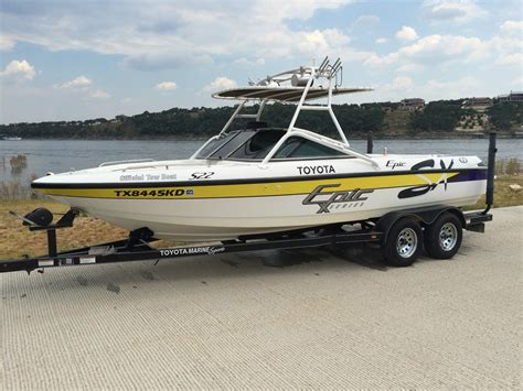 toyota boats epic x22 toyota epic sx 22 2001 for sale for 22 750 boats from