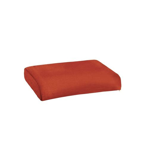 outdoor ottoman cushion replacement brown jordan marquis replacement outdoor ottoman cushion