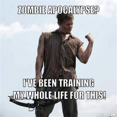 Daryl Dixon Meme - the walking dead discussion thread season 4 episode 13