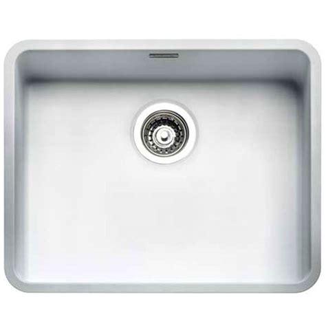 white stainless steel sink reginox ohio 50 x 40 arctic white stainless steel sink