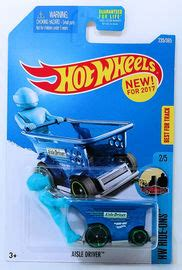 Wheels Hw Ride Ons Aisle Driver 2016 aisle driver model cars hobbydb