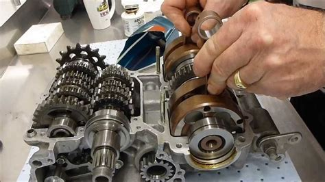 race motor rebuild yamaha tz grand prix racer youtube