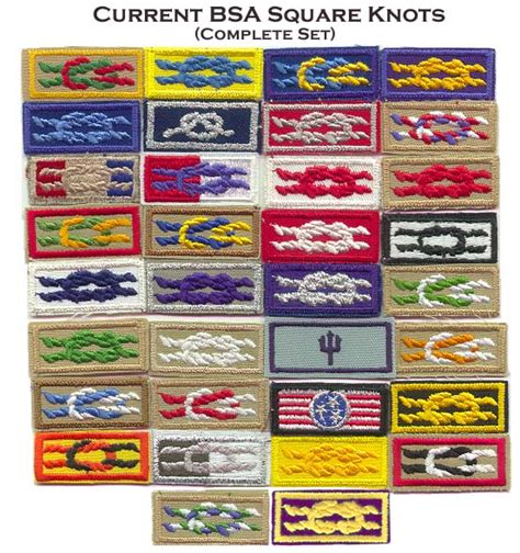 arrow of light award knot bsa uniform knots pictures to pin on pinterest pinsdaddy