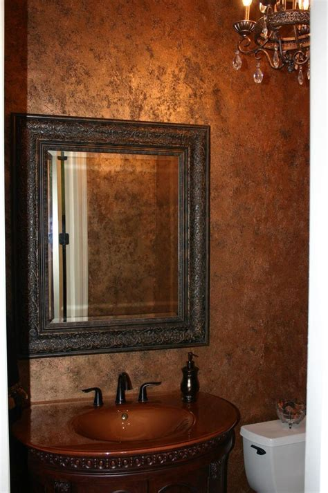 Old World Bathroom Design by Best 25 Copper Wall Ideas On Pinterest Copper Berlin
