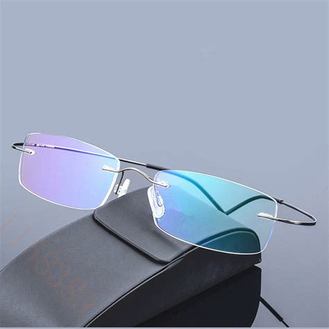 buy wholesale rimless eyeglasses from china rimless
