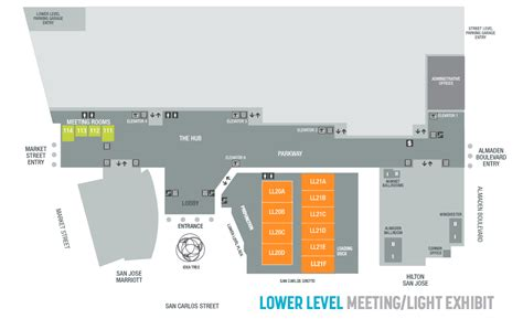 san jose convention center floor plan san jose convention center floor plan las vegas convention