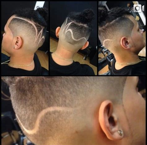 jwoww hair fade designs short hair fade barber design borrowed from