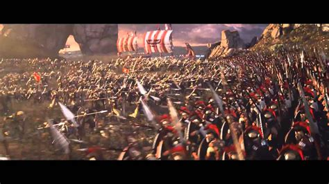 spartan war sparta war of empires moment of cinematic