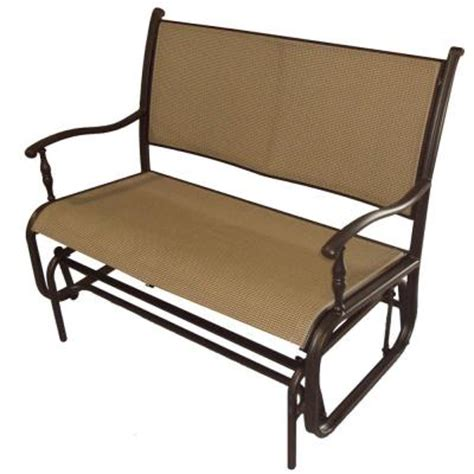 home depot paint glider martha stewart living welland patio glider