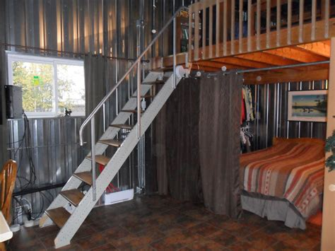 Barn With Loft by Loft Stair Stringers By Fast Stairs Com