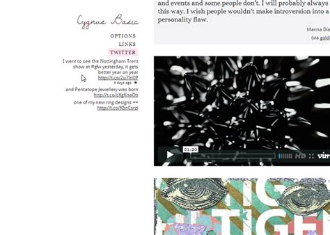 tumblr themes free easy install cygnus basic tumblr