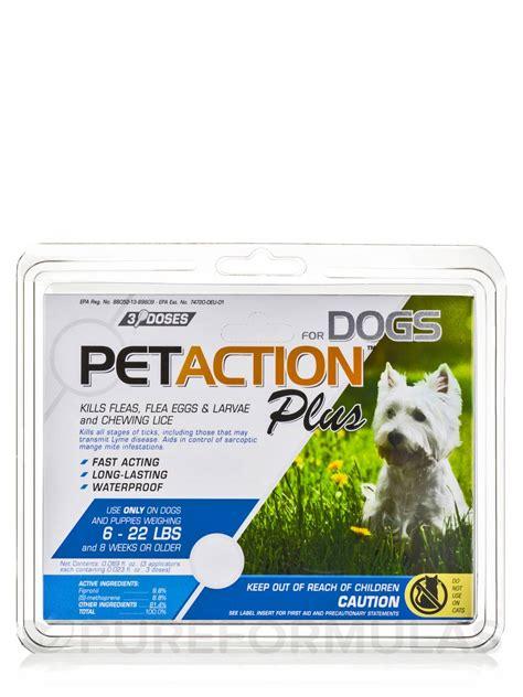 puppy plus pet plus for small dogs 3 applicators 0 023 fl oz each 0 069 fl oz