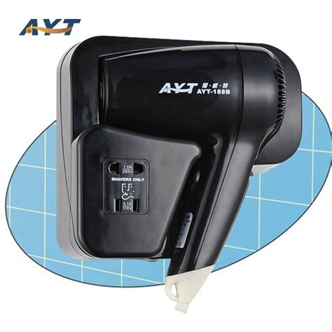Hair Dryer Wall Mounted Hotel china wall mounted hotel hair dryer ayt 188b china hair dryer hotel hair dryer