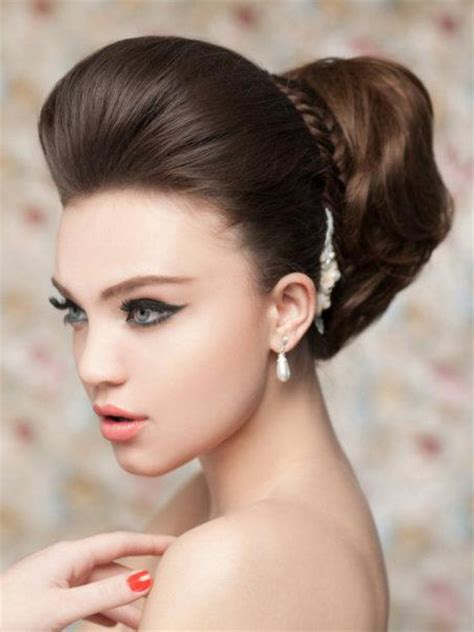 bridesmaid hairstyles gallery pictures wedding hairstyles for long hair voluminous