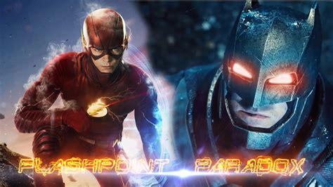 justice league fan film justice league flashpoint paradox is the epic fan trailer