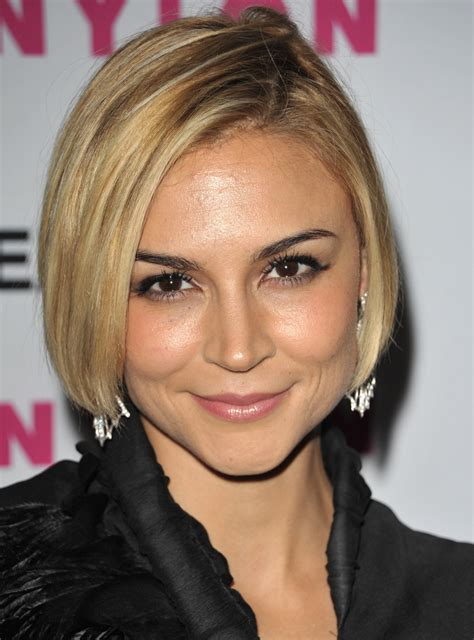 samaire armstrong singing pictures of drew barrymore and katee sackhoff at nylon s