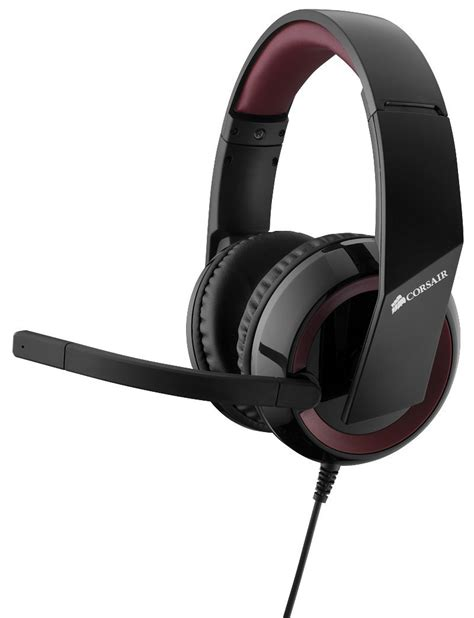 Most Comfortable Headset Gaming by Corsair Raptor Hs40 Usb 7 1 Comfortable Gaming Headset Usb Ebay
