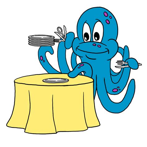 set the table in setting the table clipart imgkid com the image kid