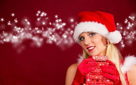 indian beauties merry christmas santa girls