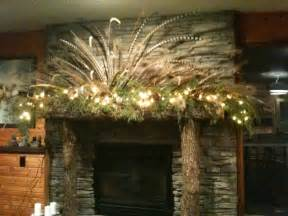 feather holiday decorations feather wreaths and garlands