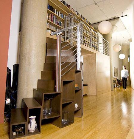 storage staircase