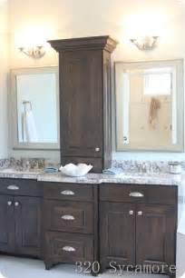 Bathroom Vanities San Diego by 25 Best Ideas About Master Bathroom Vanity On Pinterest