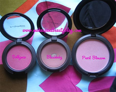 Product Reviews   MAC Blushes   A Few Favorite Pinks
