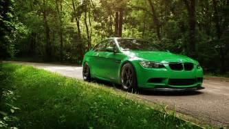 go green bmw 1080p hd wallpaper nature wallpapers hd