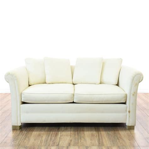 cottage loveseat cottage chic white loveseat sofa loveseat vintage